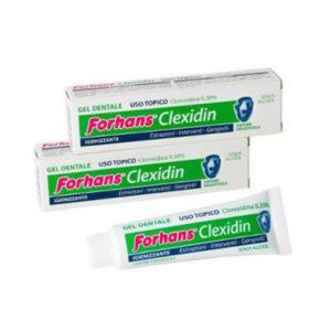 Forhans Clexidin Gel