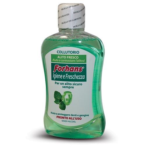 Collutorio Forhans Igiene e Freschezza
